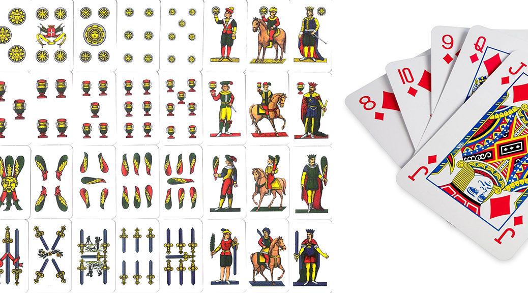 le origini delle carte da gioco